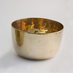 Hand Hammered Bronze Bowls