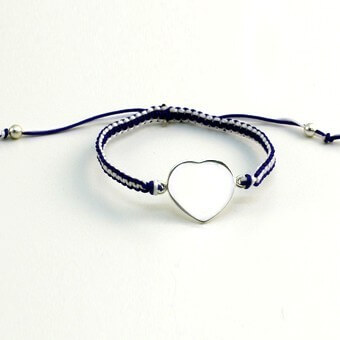 heart shaped spirit braceletWP 1