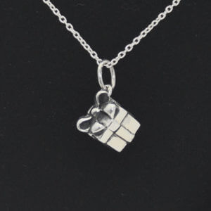 Sterling Silver Holiday Pendants