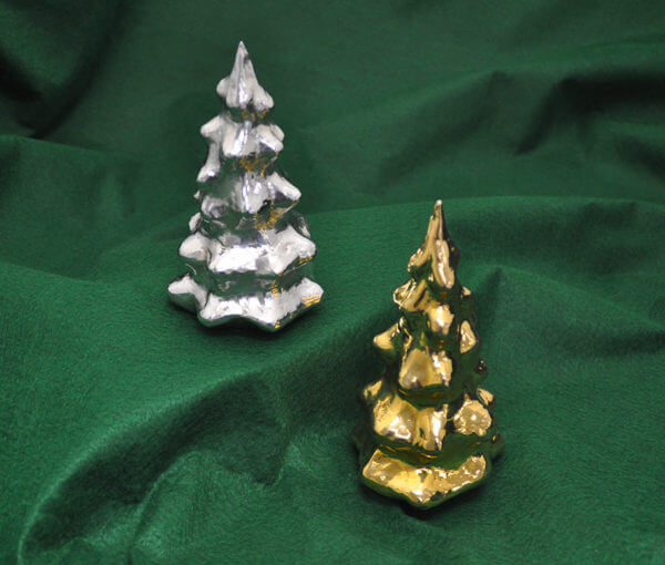 Gold and silver tree900