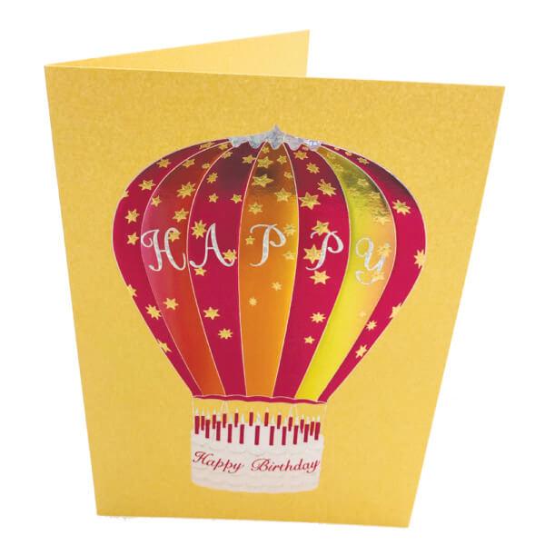 Hot air Balloon Gold front view WP copy 1