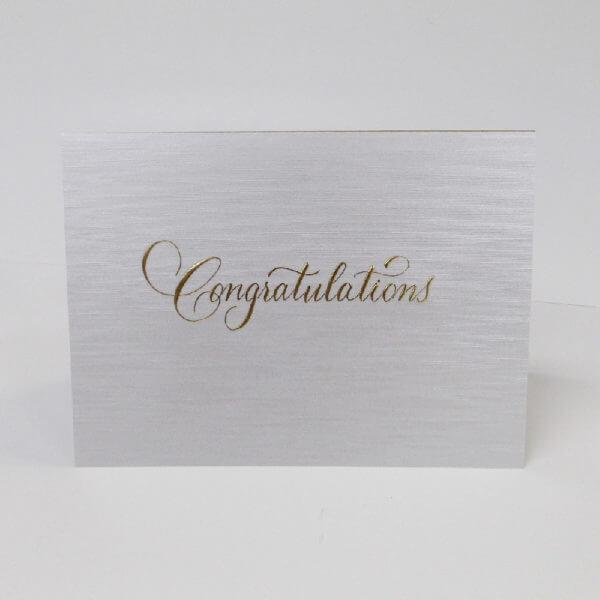 Paula Skene Designs Congratulations card II